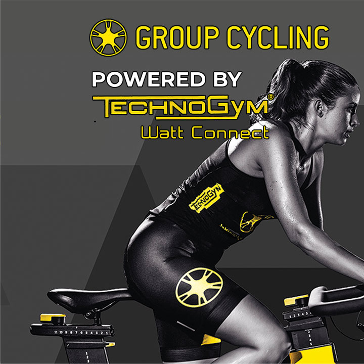 GroupCycling - Corso di Spinning a Monselice