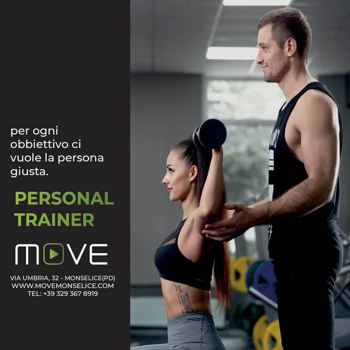 Personal Training a Monselice